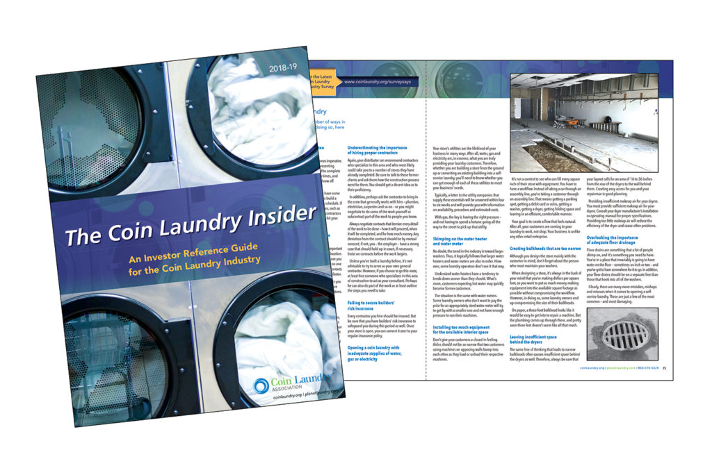 For Investors | Coin Laundry Association